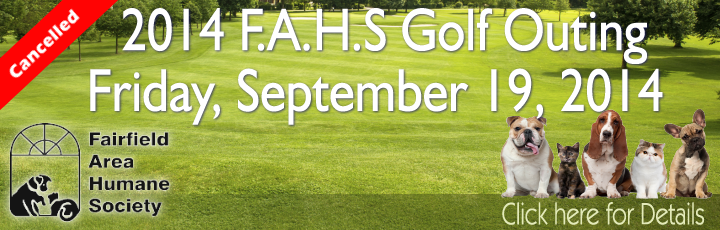 2014 F.A.H.S. Golf Outing Friday, September 19, 2014