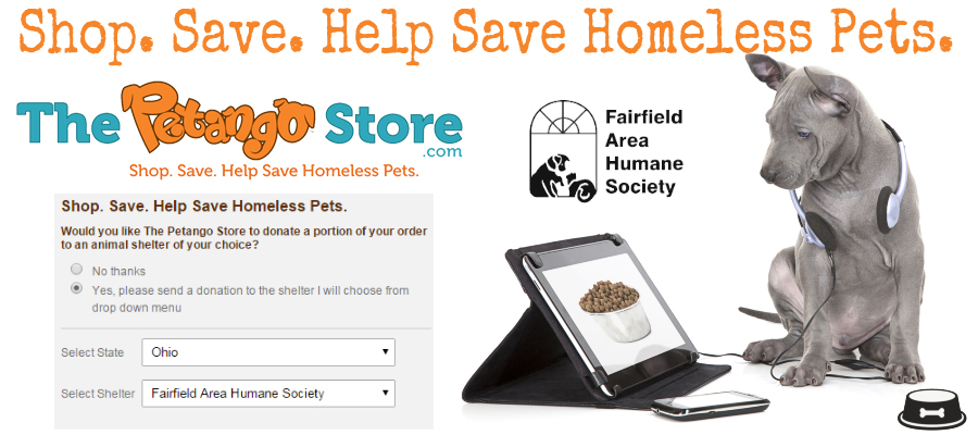 Fairfield Area Humane Society - Online Store